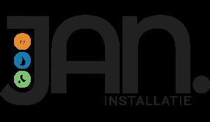 JAN Installatie Logo